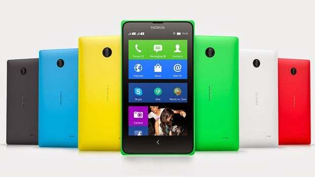 Nokia X:Review & Specifications