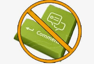 How to hide/remove or show comment box for particular blogger post.