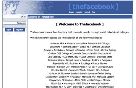 How These 5 Famous Internet Websites Looked On Their First Day