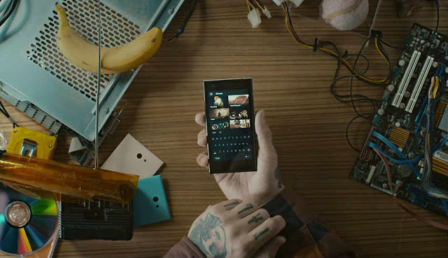 What makes Jolla a very special Smartphone?