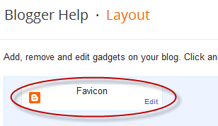 How To Add a Favicon to Blogger Blog