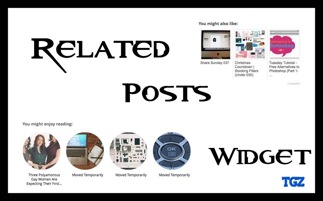 Here are 3 Best Related Posts Widget for Every Blogging Platform