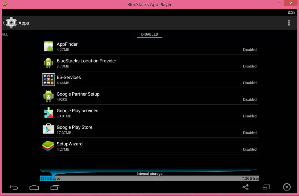How to Stop Bluestacks from Downloading Apps in Background Automatically [One-Time Process]