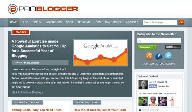 Here Are The Five Blogs Which Helped and Helping Me A Lot In Blogging