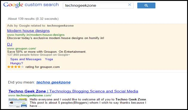 How to Create a Google Custom Search Engine(CSE) For Your Blog/Website