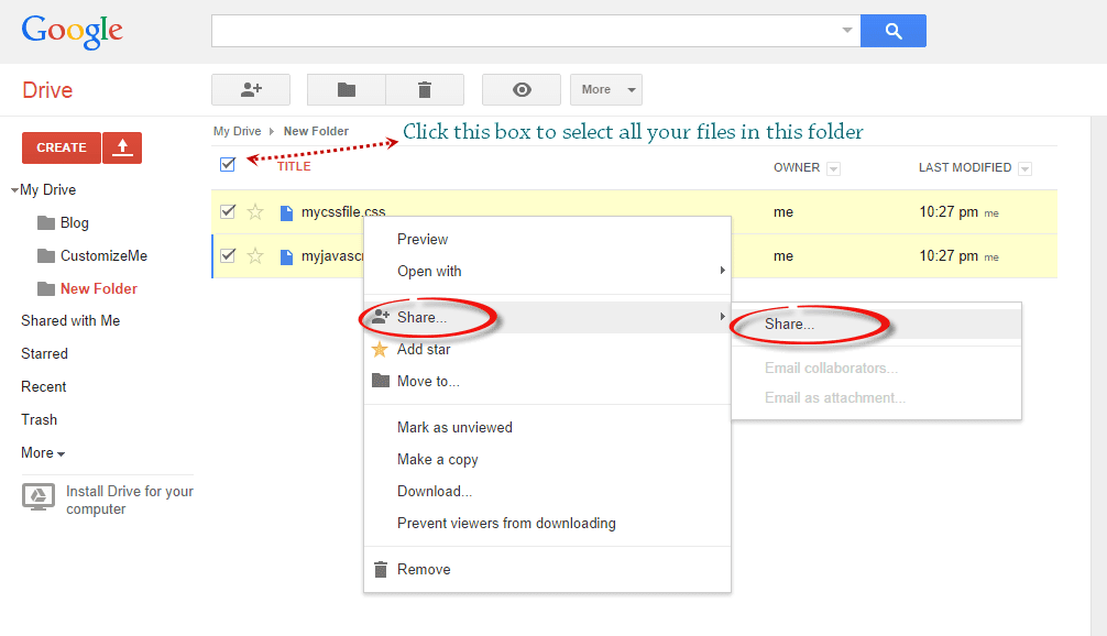Google is About To Shut Down Google Code But You Can Host Your Scripts and Files On Google Drive