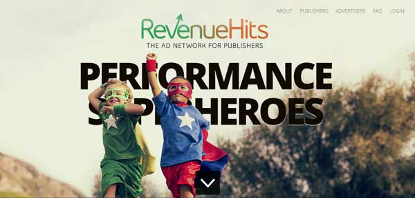 Best Adsense Alternative For Publishers | Revenuehits Review With Payment Proof