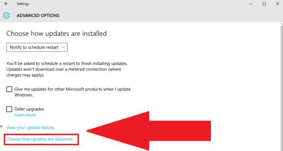 [FIX] How to Stop Windows 10 from using Internet