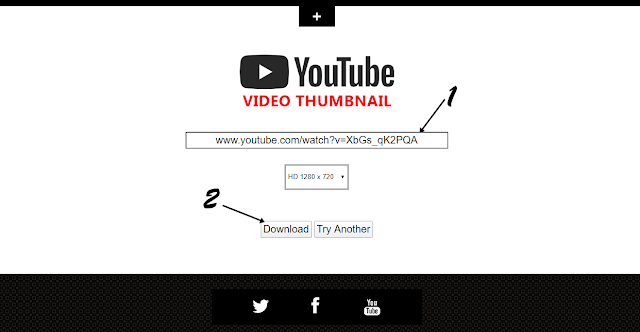 How To Get Featured Thumbnail Of Any Youtube Video? [Updated]