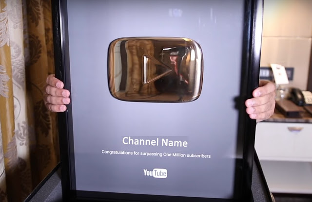 YouTube Gives Every Channel a Hidden Gift When It Reaches 1 Million Subscribers