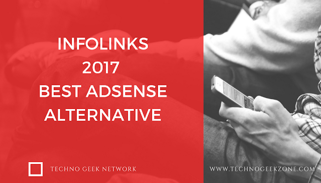 Infolinks : Best Google Adsense Alternative
