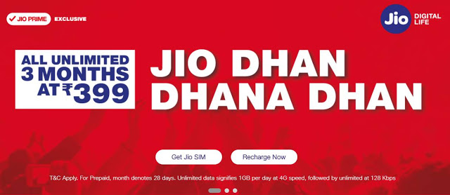 Reliance Jio Launches New Recharge Plan with Some Major Upgrades | Official Plans