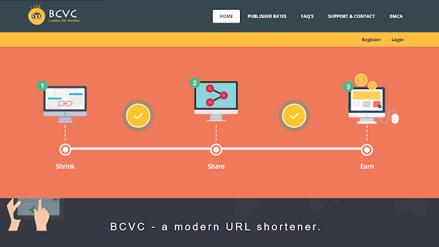 Best URL Shortener to Earn from Low-Traffic Websites/Blogs | BC.VC Review (Updated 2020)