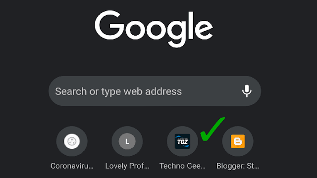[Solved] Favicon Not Showing on Android Google Chrome or Any Mobile Browser