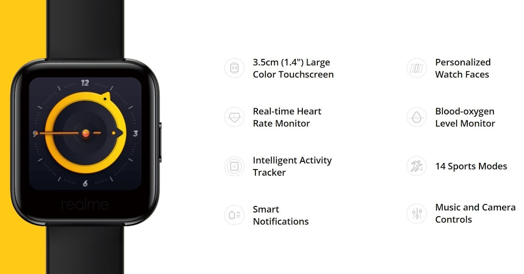 Top 6 Smart Watches with SPO2 Feature under ₹4000